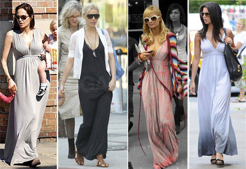 How do I wear Maxi Dress ?
