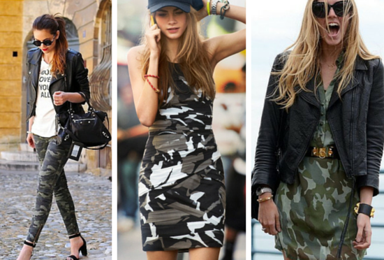Blogger approved ways to camouflage