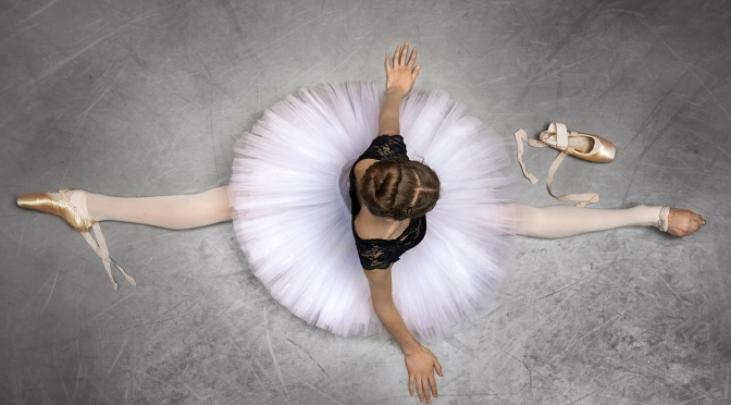 Embrace the ballerina trend