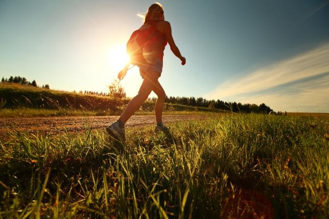 Walk walk walk
